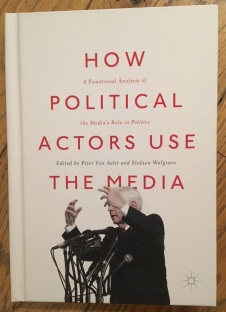 How Political Actors use Media